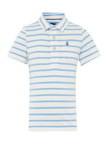 Joules Boys Striped polo shirt