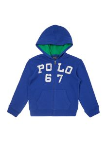 Polo Ralph Lauren Boys sweater with hood