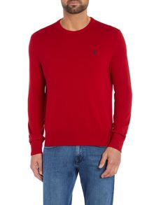 Crew Neck Luxury Merino Jumper