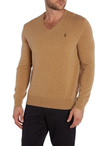 V-Neck Luxury Merino Jumper