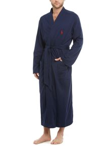 Ralph Lauren Jersey large pony robe