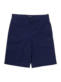 Polo Ralph Lauren Boys Chino Shorts With Small