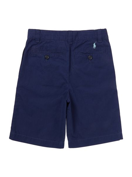 Polo Ralph Lauren Boys Chino Shorts With Small Pony Player