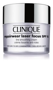 Clinique Repairwear Laser Focus SPF15 Line Smoothing Cream