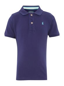 Joules Boys Polo with contrast under collar