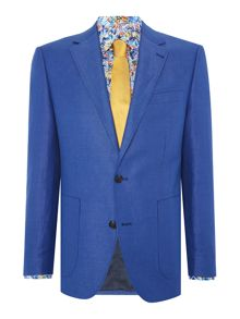 Okehampton SB2 notch lapel blazer