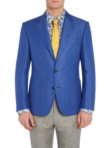 New & Lingwood Okehampton SB2 notch lapel blazer