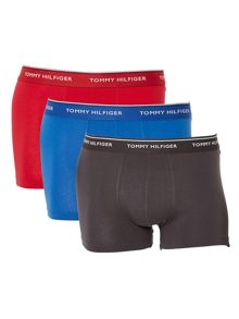 3pk solid trunk