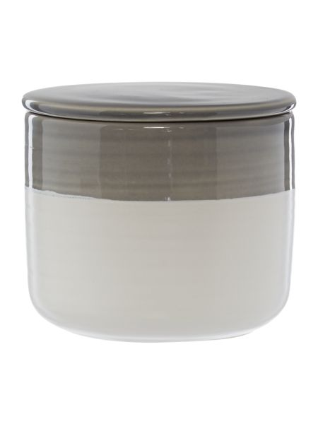 Gray & Willow Small ombre jar