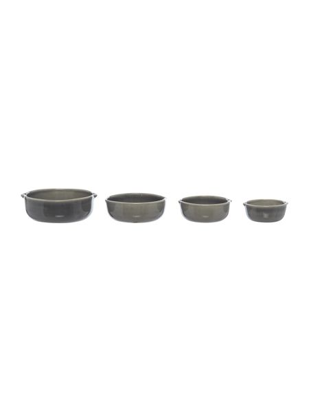 Gray & Willow Ceramic measuring cups
