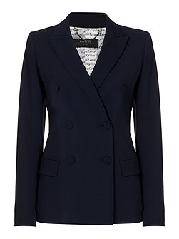 Max Mara Button detail jacket