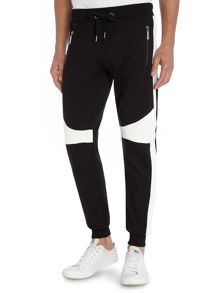 Criminal Damage Thorpe Tapered Fit Tracksuit Bottoms