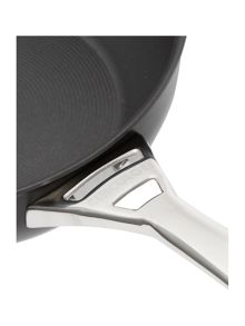 26cm covered chef pan 4.3l