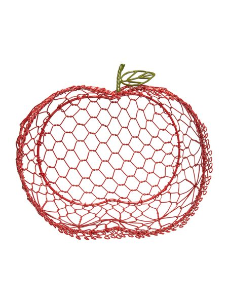 Dickins & Jones Apple wire basket