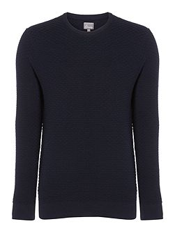 Gill 3D Knit Crew Neck