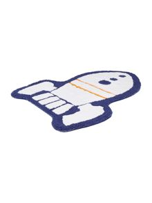Linea Rocket bath mat