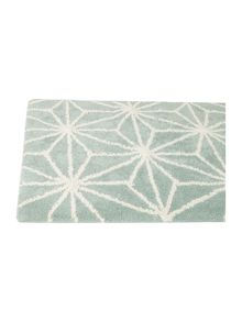 Linea Ceremony duck egg bath mat