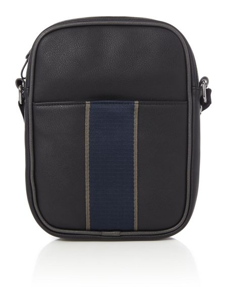 Ted Baker Valeyz pu flight striped bag