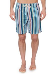 Howick Multi Stripe Swim Short