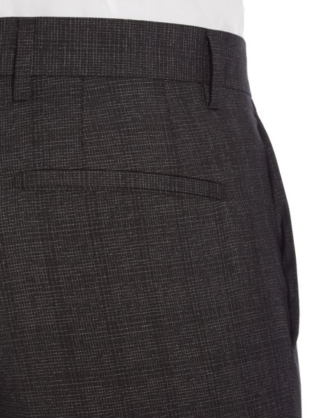 PS By Paul Smith Textured Suit Trousers