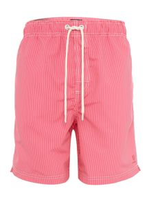 Howick Fine Stripe Shorts