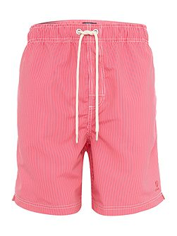 Fine Stripe Shorts