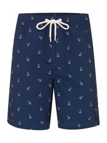 Howick Anchor Print Swim Short