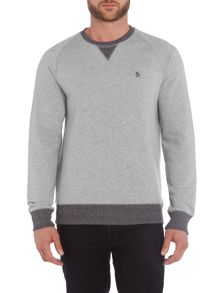 Original Penguin Long Sleeve Marshall Sweat