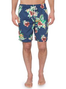 Howick Tropical Hawaiian Swim Shorts