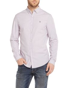 Original Penguin Long Sleeve Dressy Shirt