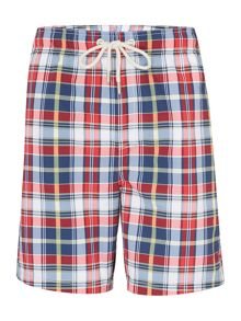 Howick Check Swim Short