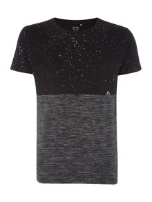 Tee Library Lost star regular fit printed t shirt