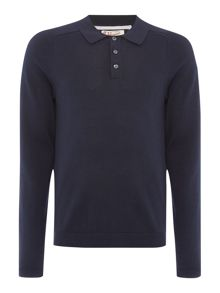 Original Penguin Long sleeve sweater polo
