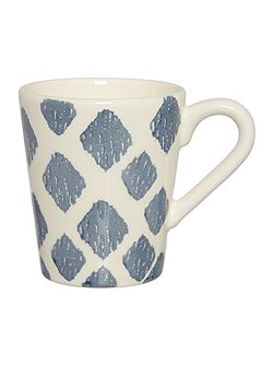 Alhambra diamond mug