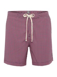 Linea Circle Print Swim Shorts