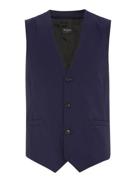 PS By Paul Smith Wool Waistcoat
