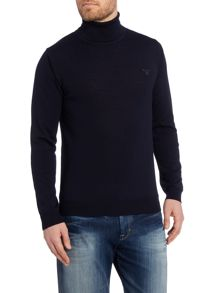 Roll Neck Merino Jumper