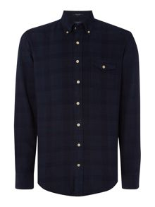 Oxford Check Shirt