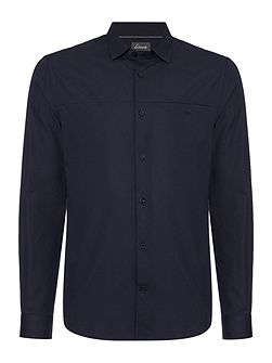 Welt Pocket Long Sleeve Shirt