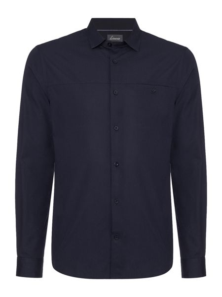 Linea Welt Pocket Long Sleeve Shirt