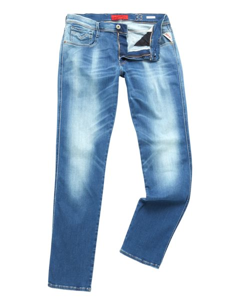 Replay  HYPERFLEX Anbass Slim fit Jean