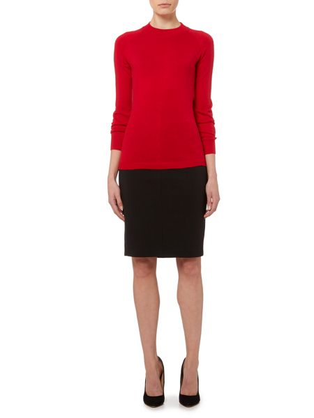 Pied a Terre Cable Turtle Neck Knit
