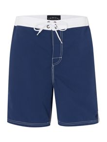 Criminal Cut and Sew Swim Shorts