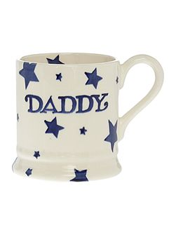 Daddy Starry Skies 1/2 Pint Mug