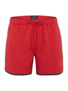 Criminal Contrast Binding Swim Shorts
