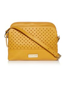 Dickins & Jones Roseland small e/w crossbody