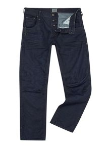 Jack & Jones Resin Treated Loose Fit Jeans