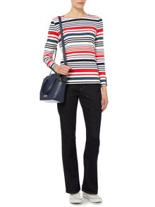 Dickins & Jones Breton Stripe Top