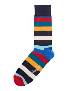 Happy Socks Multi stripe sock