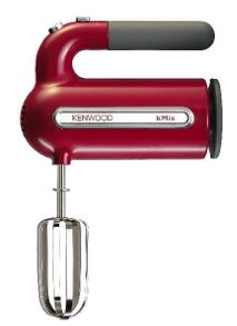 Kenwood Kmix Handmixer Red HM791